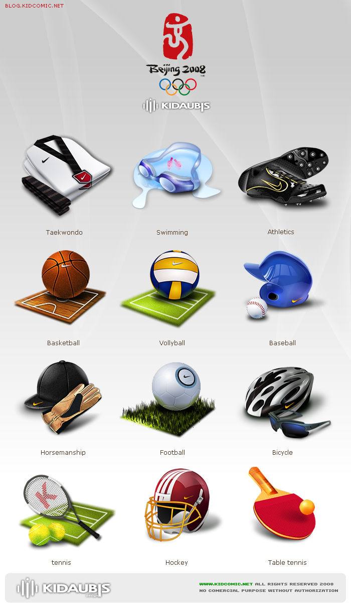KIDAUBIS_Olympic_games_ICON_by_kidaubis