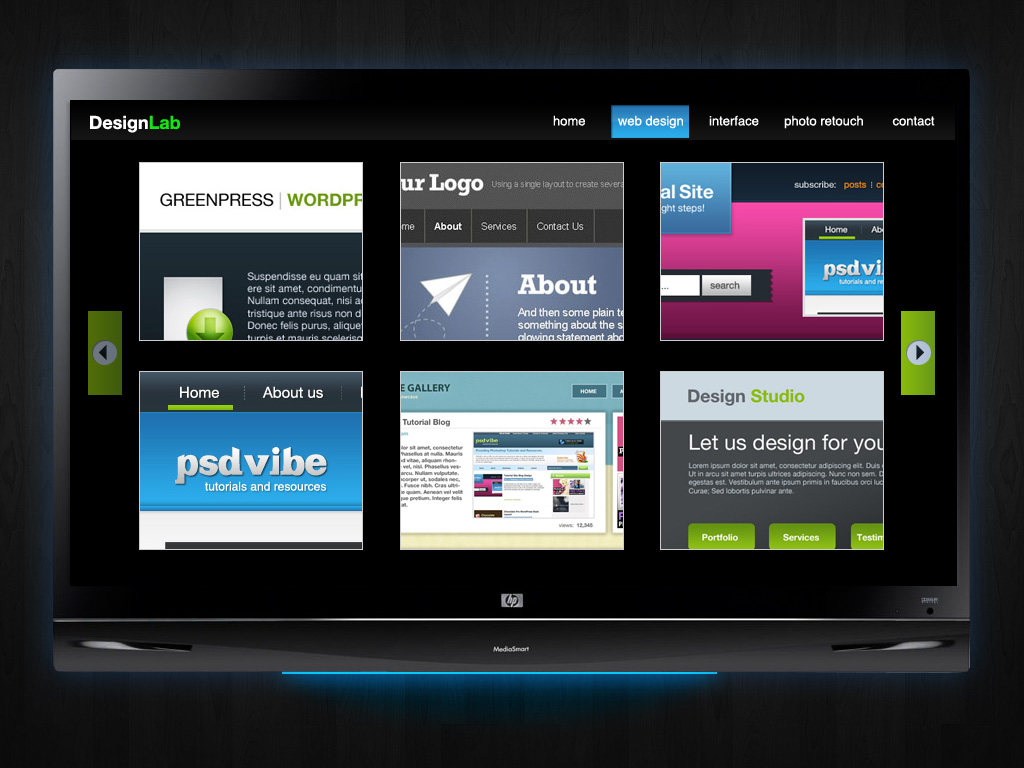 From Photoshop to HTML | BolducPress, a web design blog