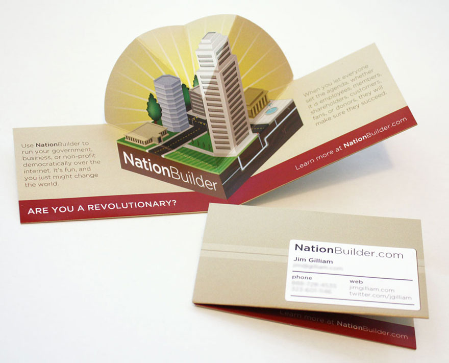 40 Creative And Unusual Business Card Designs