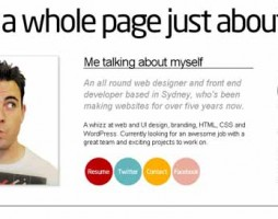 23.inspirational-about-me-pages