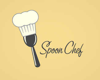 45 Effective Use of Spoon,Fork and Knife in Logo Design ...
