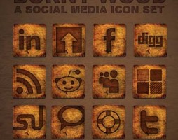 12.wooden icons