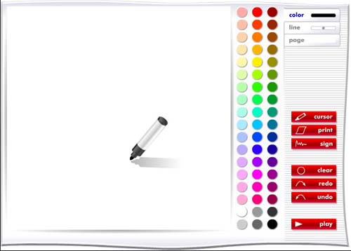 Drawing and painting online cool media 3d drawing website