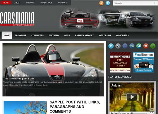 10.free wordpress themes        ( )