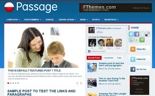 20.free wordpress themes        ( )