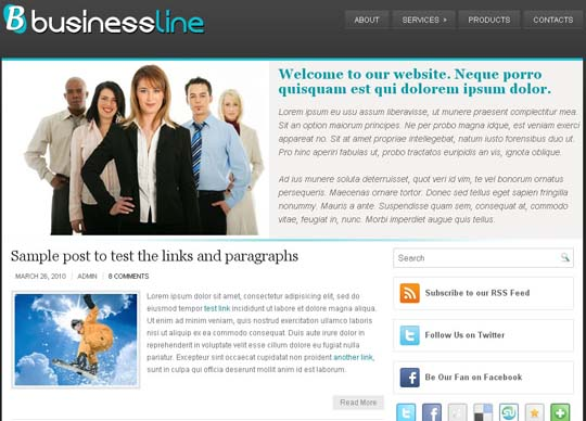 23.free wordpress themes        ( )