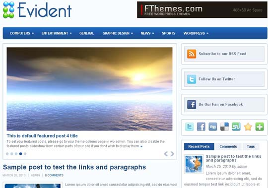 24.free wordpress themes        ( )