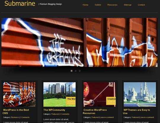 25.free wordpress themes        ( )