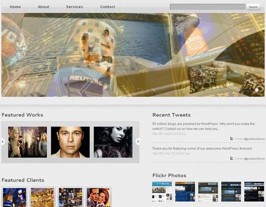 46.free wordpress themes        ( )