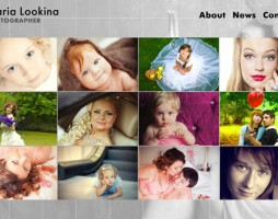 1.photographer portfolio websites