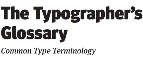 free typography ebooks