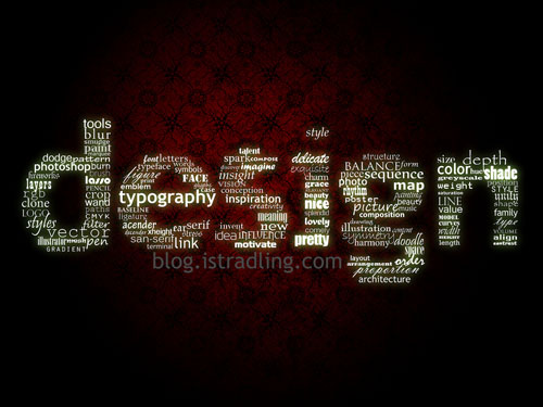 typography wallpapers