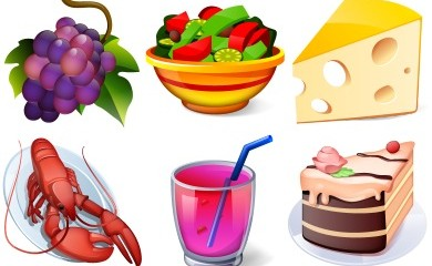 1.food and drink icons
