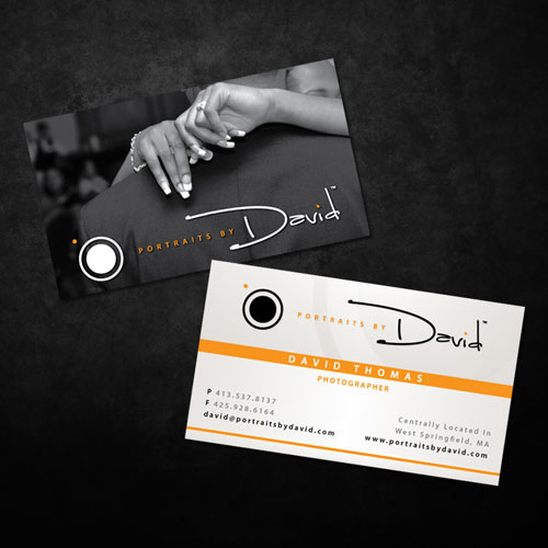 Showcase of Creative Business Cards With Background