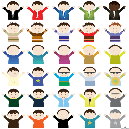 free vector characters