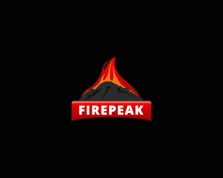 30 Simple Yet Awesome Mountain Inspired Logo Designs