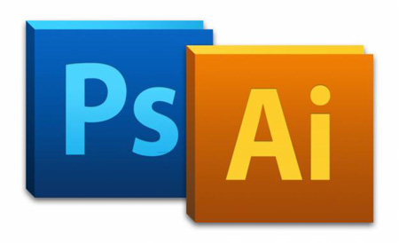 adobe illustrator and photoshop