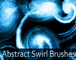 9.photoshop abstract brushes