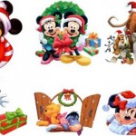1.christmas icons