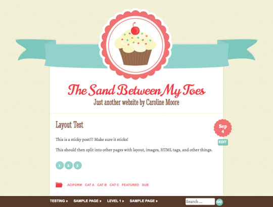 best free responsive wordpress themes 2012