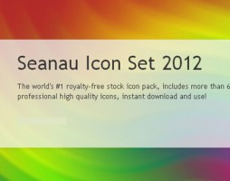 seanau icon set