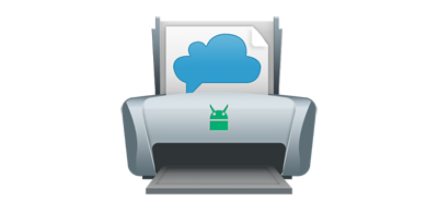google cloud printing apps