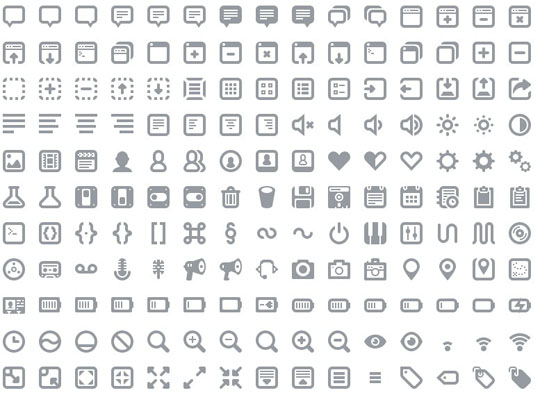 17.free pixel perfect icons