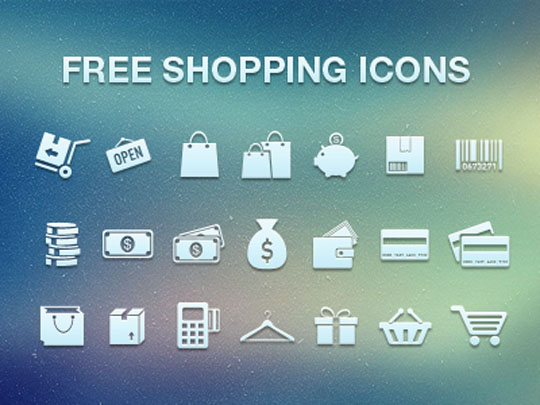 22.free pixel perfect icons