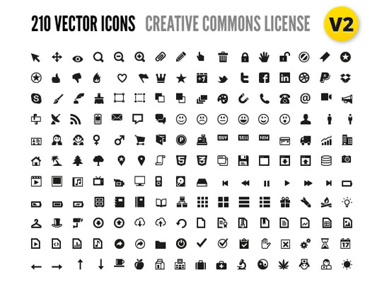 6.free pixel perfect icons