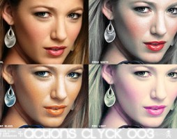 18.free portrait photoshop actions