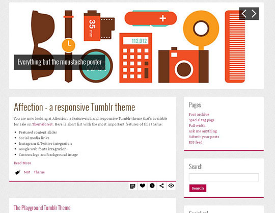 6.best tumblr themes