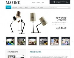 8.ecommerce wordpress themes