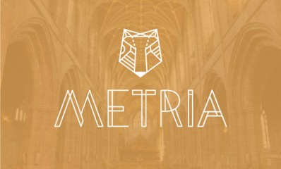 Free Font Of The Day Metria