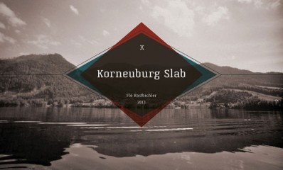 Free Font Of The Day Korneuburg Slab