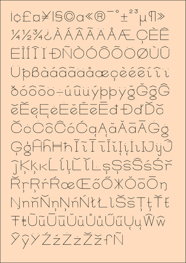 3.Free Font Of The Day  Actual