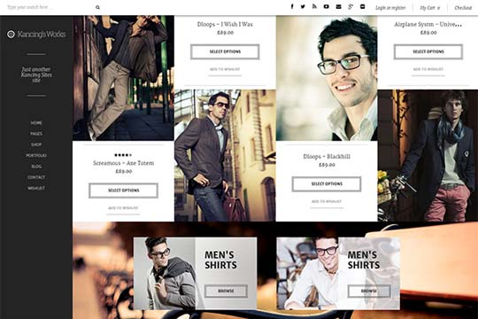 40 Must See Ecommerce WordPress Themes For Different Business Niches