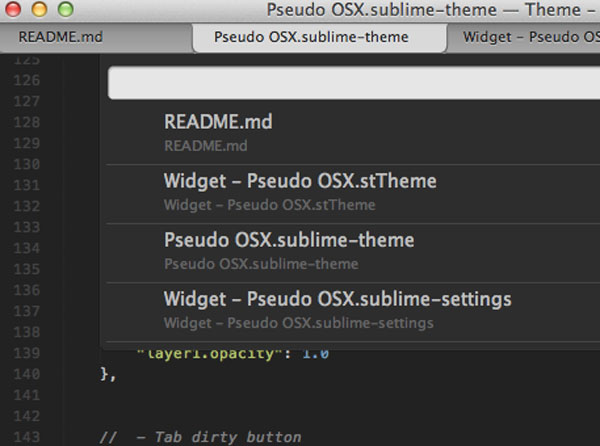 35 Cool Sublime Text Themes | Designbeep