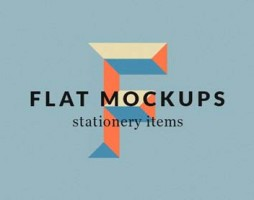 Flat-MockUps-Stationery-Items-2