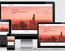 free-web-template