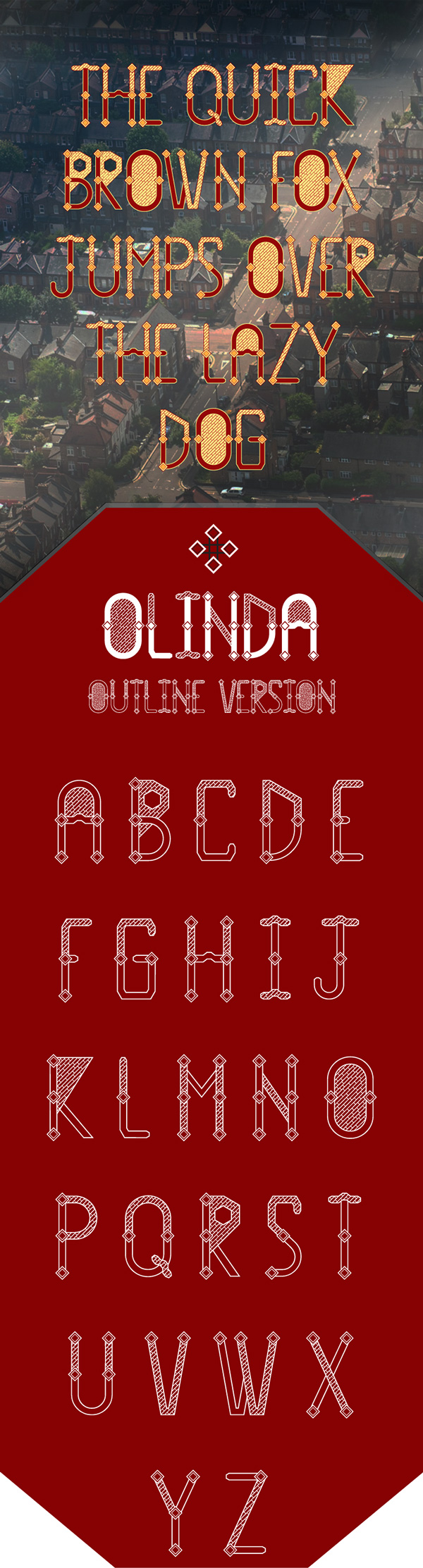 1.Free Font Of The Day  Olinda