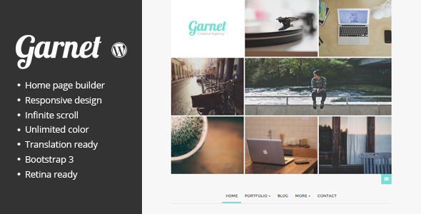 creative wordpress themes