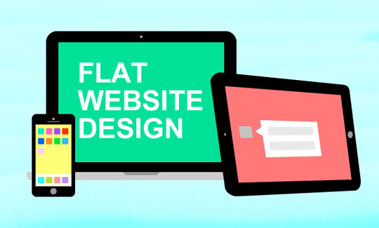 flat-website-design