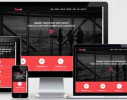 Themer-bootstrap-responsive-web-template